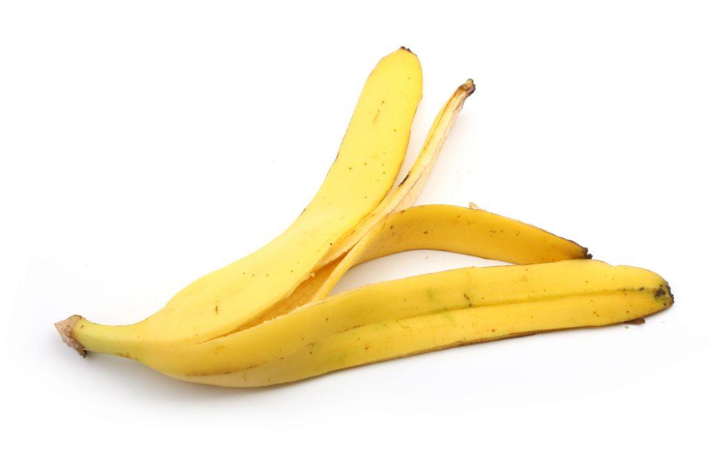 peau de banane traitement de piqûre punaise de lit